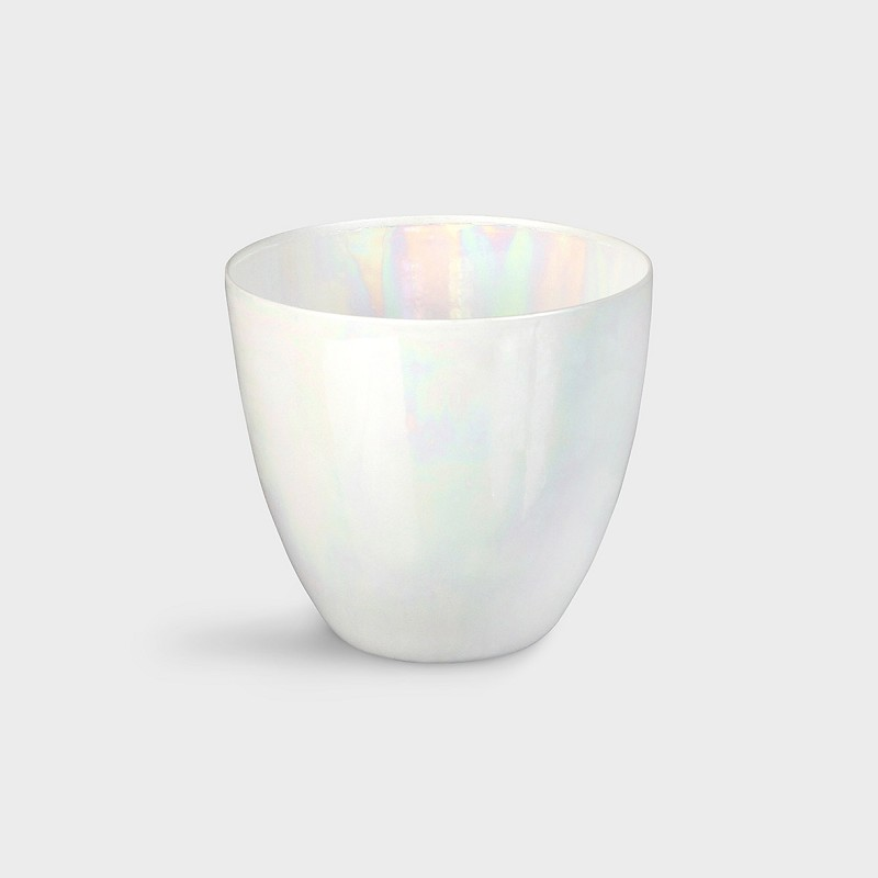 Tealight holder pearl small
