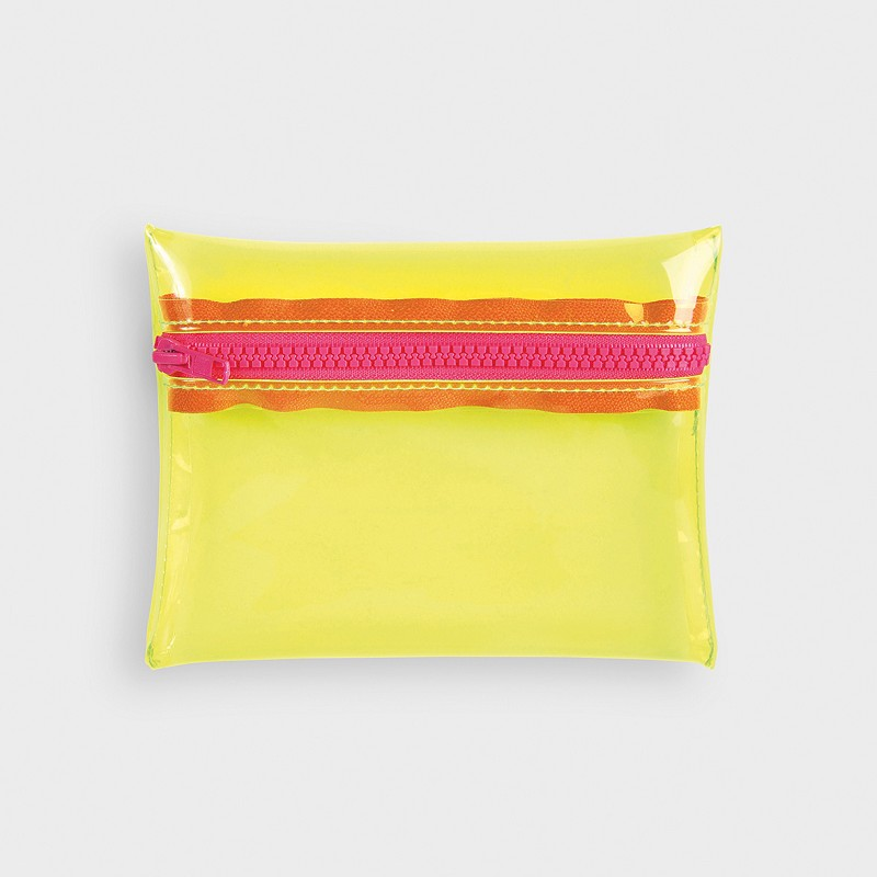 Case neon yellow small